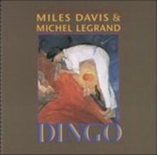 Dingo (Limited Edition) - CD Audio di Miles Davis,Michel Legrand