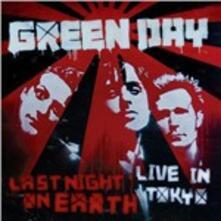 Last Night on Earth - CD Audio di Green Day