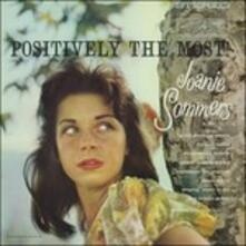 Positively The Most - CD Audio di Joanie Sommers