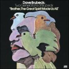 Two Generations of - CD Audio di Dave Brubeck