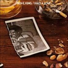 I Had Love - CD Audio di Ben E. King