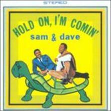 Hold on, I'm Comin' - CD Audio di Sam & Dave