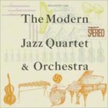 And Orchestra - CD Audio di Modern Jazz Quartet