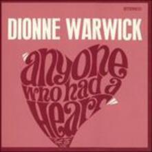 Anyone Who (Japanese Edition) - CD Audio di Dionne Warwick