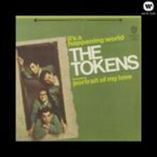 It's a Happening World - CD Audio di Tokens