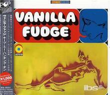 Vanilla Fudge - CD Audio di Vanilla Fudge