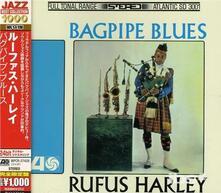 Bagpipe Blues - CD Audio di Rufus Harley