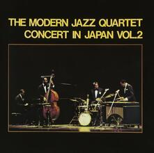 Concert in Japan vol.2 - CD Audio di Modern Jazz Quartet