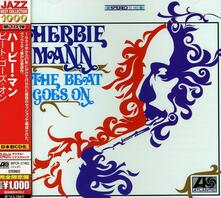 Beat Goes on - CD Audio di Herbie Mann