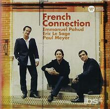 French Connection - CD Audio di Emmanuel Pahud