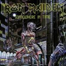 Somewhere in Time - CD Audio di Iron Maiden