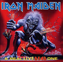 A Real Live Dead One (Remastered - Import) - CD Audio di Iron Maiden