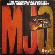 More from the Last - CD Audio di Modern Jazz Quartet