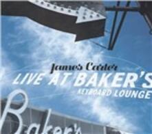 Live at Baker's Keyboard Lounge - CD Audio di James Carter