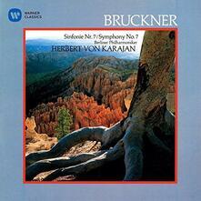 Sinfonia N.7 - SuperAudio CD di Anton Bruckner,Herbert Von Karajan