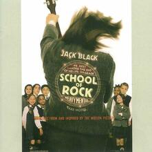 School of Rock (Colonna Sonora) - CD Audio
