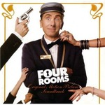 Cover CD Colonna sonora Four Rooms