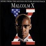 Cover CD Colonna sonora Malcolm X