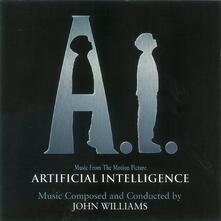 A.i. (Colonna Sonora) - CD Audio