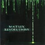 Cover CD Matrix revolutions