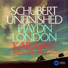 Schubert. Sinfonia n.8 - CD Audio di Franz Schubert,Herbert Von Karajan