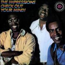 Check Out Your Mind! - CD Audio di Impressions