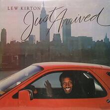 Just Arrived - CD Audio di Lew Kirton