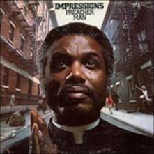 Preacher Man - CD Audio di Impressions
