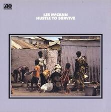 Hustle to Survive - CD Audio di Les McCann