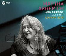 Live from the Lugano - CD Audio di Martha Argerich