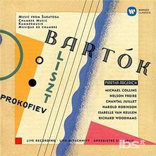 Bartok. Contrasts - CD Audio di Martha Argerich,Bela Bartok