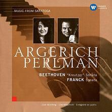Beethoven. Violin - CD Audio di Ludwig van Beethoven,Martha Argerich