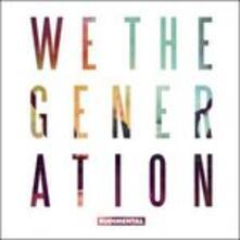 We the Generation - CD Audio di Rudimental