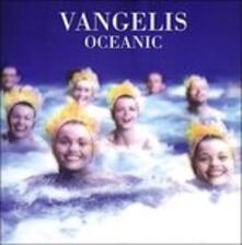 Oceanic - CD Audio di Vangelis