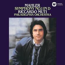 Sinfonia n.1 (Reissue) - CD Audio di Gustav Mahler