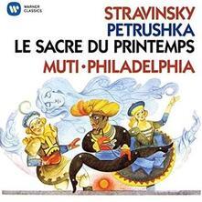 Petrushka (Reissue) - CD Audio di Igor Stravinsky