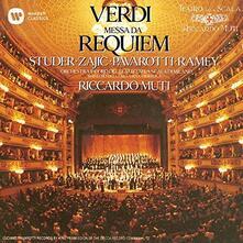 Messa da Requiem (Reissue) - CD Audio di Giuseppe Verdi