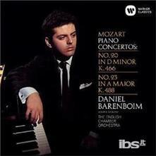 Concerti per Pianoforte 20 & 23 - CD Audio di Wolfgang Amadeus Mozart