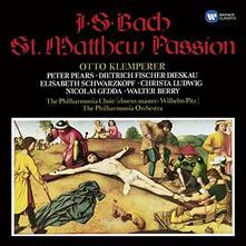 La Passione Secondo Matteo - SuperAudio CD di Johann Sebastian Bach