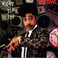 What Time Is it. - CD Audio di Time
