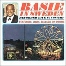 In Sweden. - CD Audio di Count Basie