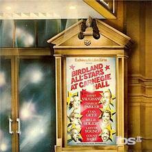 Birdland All Stars at - CD Audio