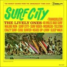 Surf City (Limited) - CD Audio di Lively Ones