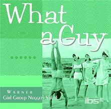 What a Guy - CD Audio