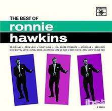 Best of Ronnie Hawkins - CD Audio di Ronnie Hawkins