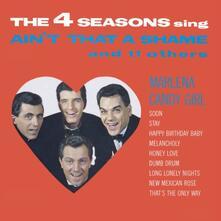 Ain't That a Shame & 11 - CD Audio di Four Seasons