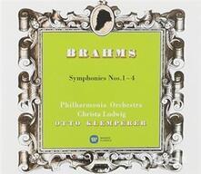 Complete Symphonies & - SuperAudio CD di Johannes Brahms