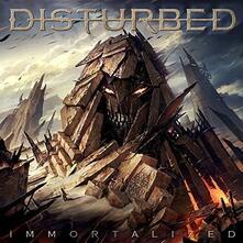 Immortalized - CD Audio di Disturbed