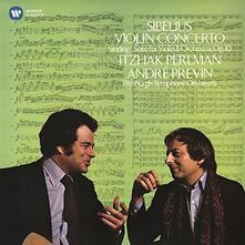 Concerto per Violino (Reissue) - CD Audio di Jean Sibelius
