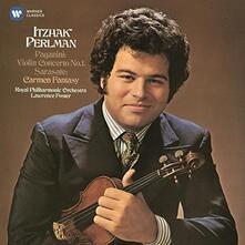 Concerto No. 1 (Reissue) - CD Audio di Niccolò Paganini